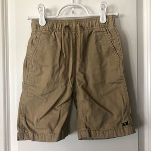 Boy's Lucky Brand Khaki Shorts Size 7